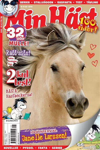 Prenumerera På Min Häst Min Häst