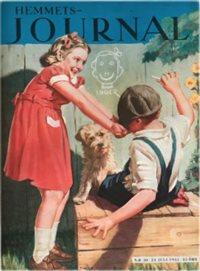 Affisch HJ 1941