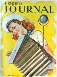 Affisch HJ 1945