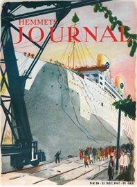 Affisch HJ 1947
