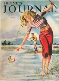Affisch HJ 1948
