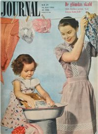 Affisch HJ 1953