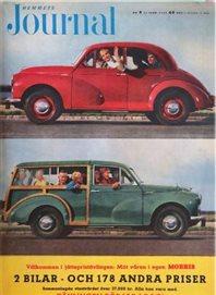 Affisch HJ 1956