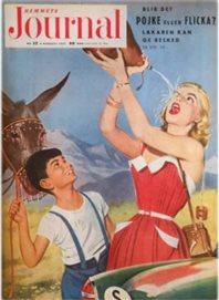 Affisch HJ 1957