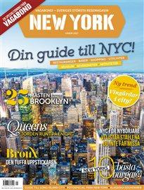 Vagabond - Din guide till NYC 2017