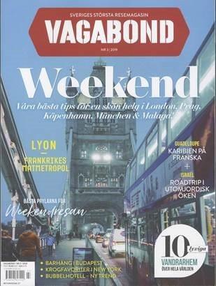 Vagabond Weekend-special
