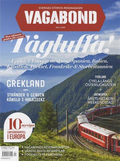 Vagabond Tågluffa 1 2019