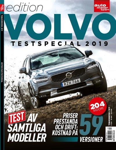 Specialutgåva Volvo 2019