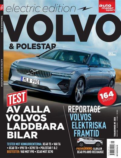 Electric edition Volvo & Polestar