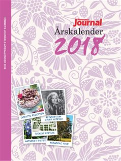 Hemmets Journal Årskalender 2018