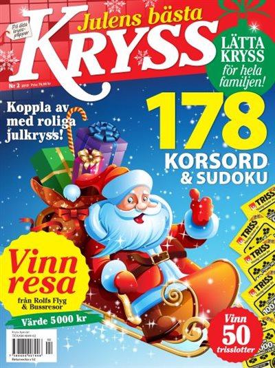 Julens bästa kryss 2019