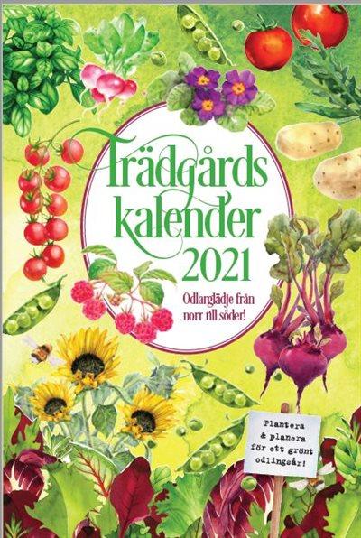 Trädgårdskalendern 2021