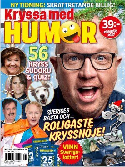 Kryssa med humor nr 1/2020
