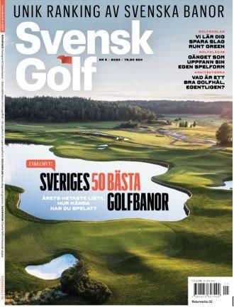 Svensk Golf nr 5/2020