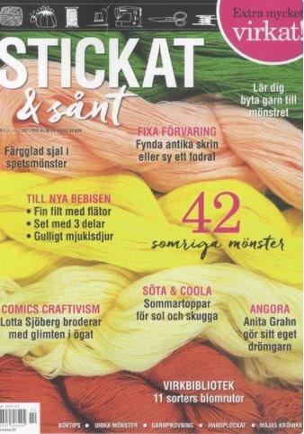 Stickat & Sånt nr 2/2021
