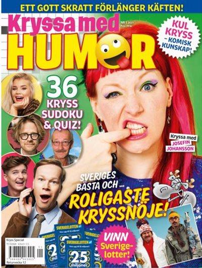 Kryssa med humor nr 1/2021
