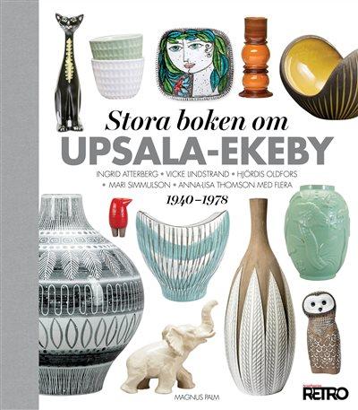 Stora boken om Upsala-Ekeby