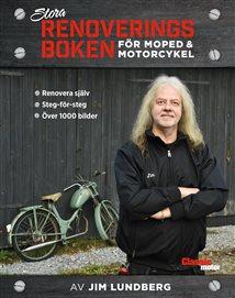 ST RENOVERINGSBOKEN F MOPED & MOTORCYKEL