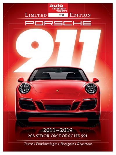 PORSCHE 911 - Limited Edition