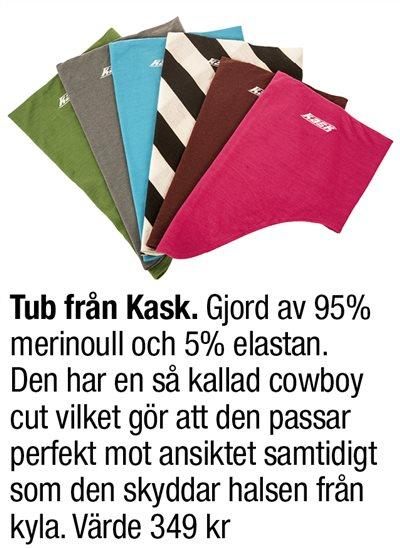 Tub från Kask