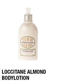Body Lotion L'occitane Almond