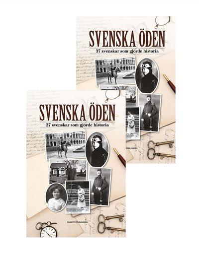 2 st av Svenska Öden