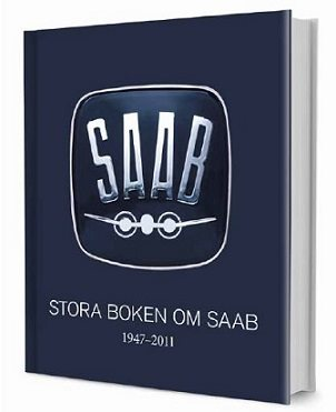 Stora boken om SAAB - Prenumerant pris