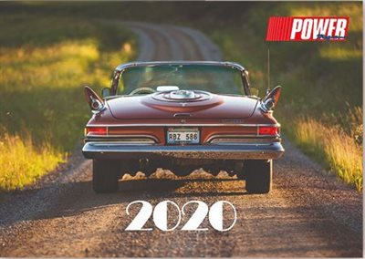 Power Magazine almanacka 2020