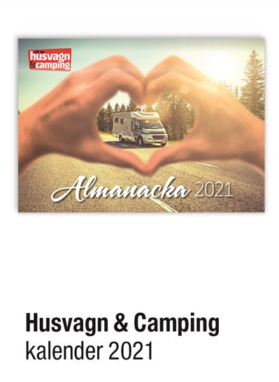 HUSVAGN & CAMPING ALMANACKA 2021