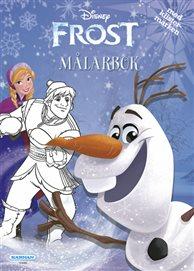 Frost - Målarbok Olof