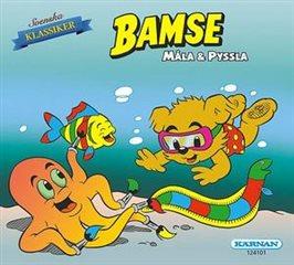 Bamse Måla & Pyssla