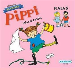 Pippi Kalas - Måla & Pyssla