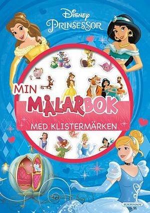 Disney Prinsessor - Min målarbok