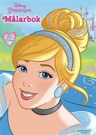 Målarbok Disney Prinsessor