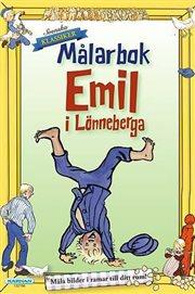 Målarbok - Emil i Lönneberga
