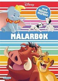 Målarbok Disney Classics