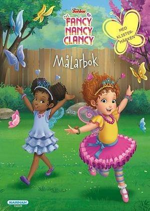 Målarbok Fancy, Nancy, Clancy