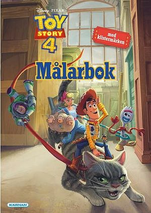 Målarbok Toy Story 4