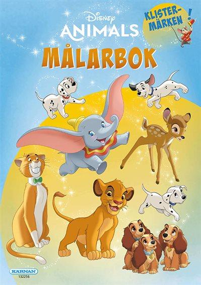 Målarbok Disney Animals