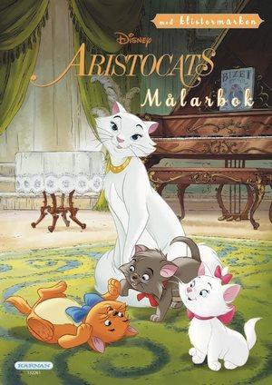 Aristocats målarbok