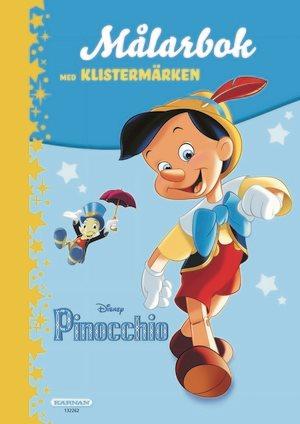 Pinocchio Målarbok