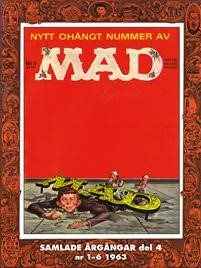 MAD samlade årgångar del 4 1963