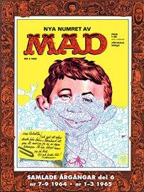 MAD samlade årgångar del 6, 1964-1965