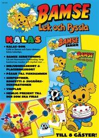 Bamse Lek & Pyssla: Kalas