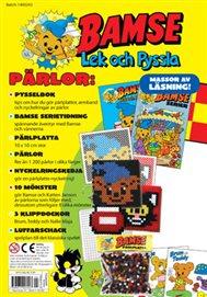 Bamse Lek & Pyssla: Pärlor