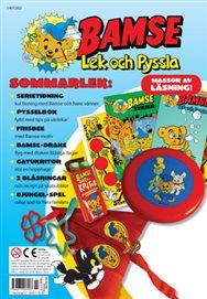 Bamse Lek & Pyssla: Sommarlek