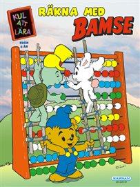 Kul att lära Räkna med Bamse