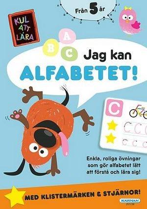 Kul att Lära Jag kan alfabetet!