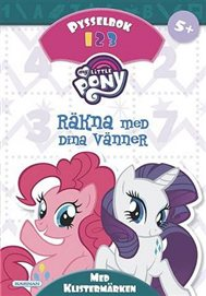 Pysselbok My Little Pony 1,2,3
