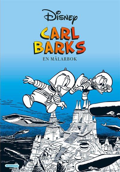 Målarbok Carl Barks
